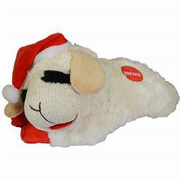Lamb Chop Soft Toy