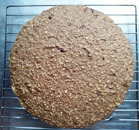 Lamb or Beef Cake - undecorated