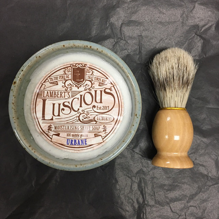 Lambert's Luscious Men's Shaving Pack