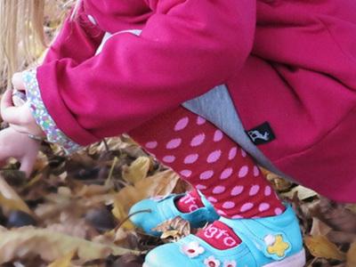 lamington socks + lamington tights