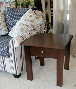Gamekeeper Side Table