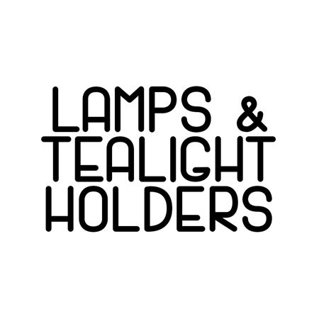 LAMPS & TEALIGHT HOLDERS