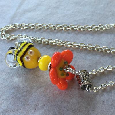 Lampwork Necklaces