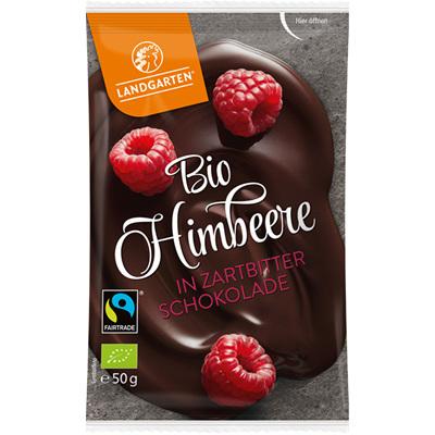 Landgarten Raspberries in Chocolate