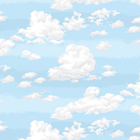 Landscape Sky Blue TP-1367-B2
