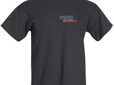 Landscape Surfer T-shirt
