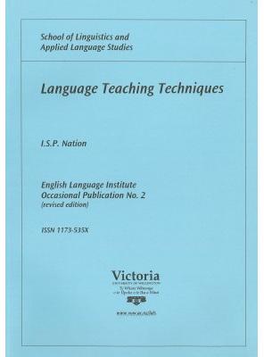 Language Teaching Techniques
