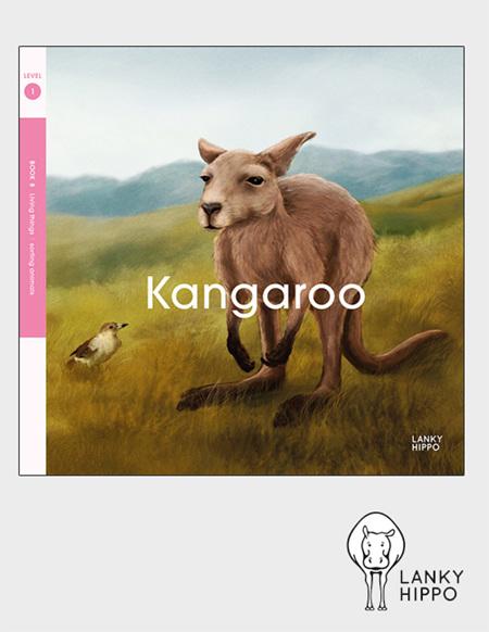 Lanky Hippo: Kangaroo