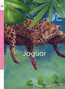 Lanky Hippo: Jaguar