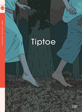 Lanky Hippo: Tiptoe