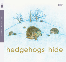 Lanky Hippo: Hedgehogs Hide