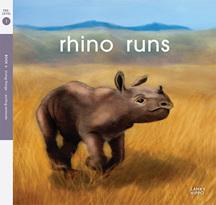 Lanky Hippo: Rhino Runs