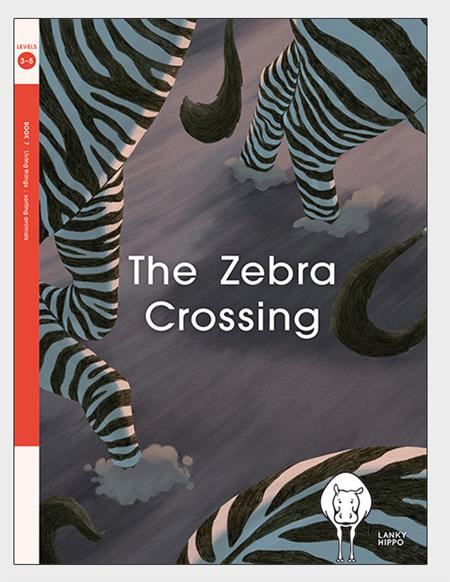 Lanky Hippo: The Zebra Crossing
