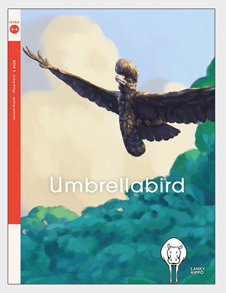 Lanky Hippo: Umbrellabird