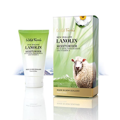 Lanolin with Moisturiser SPF30 with Pomegranate and Vitamin A