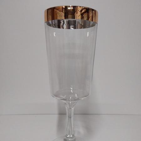 Lantern gold rim G3519
