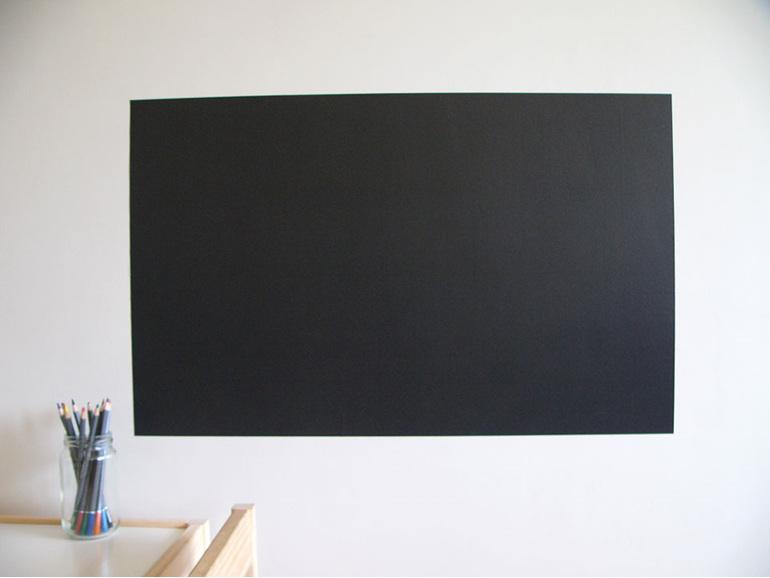Large chalkboard blank