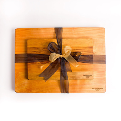 Large Chopping Board with FREE Small Board