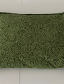 Large Cotton Wheat Bag - Green
