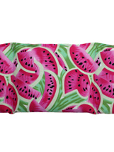 Large Cotton Wheat Bag  - Watermelon