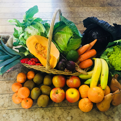 Large Fruit & Vege Box