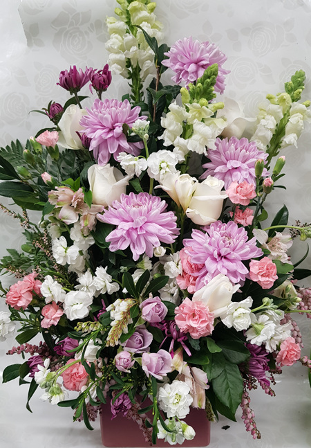 Large Pink Arrangement