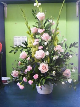 Large Pink Arrangement