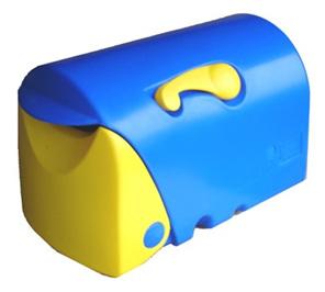 Large Plastic Rural Letterbox