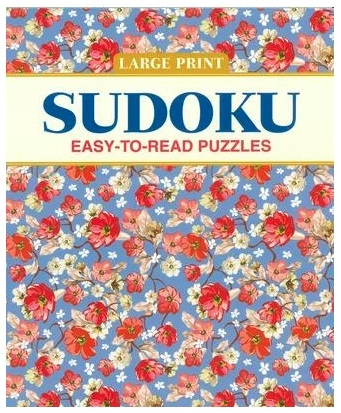 Large Print Sudoku - Easy-to-Read Puzzles