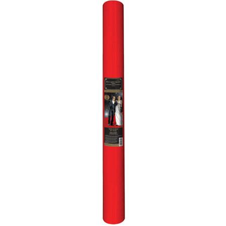 Large red aisle runner - 12m long x 91cm