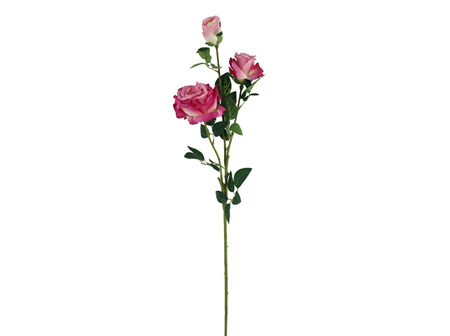 Large Rose Spray 2L 1M 1Bud Rosebloom