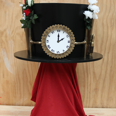Large Steampunk Hat