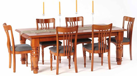 Country Lodge Rectangle Table