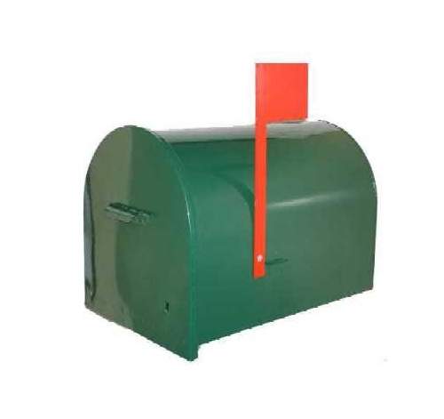 Large Traditional Rural Letterbox