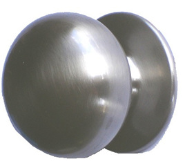 Large Turned Round Door Knob