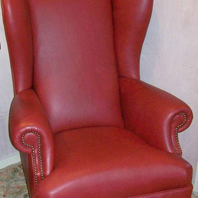 A Wilton Wingback Chair