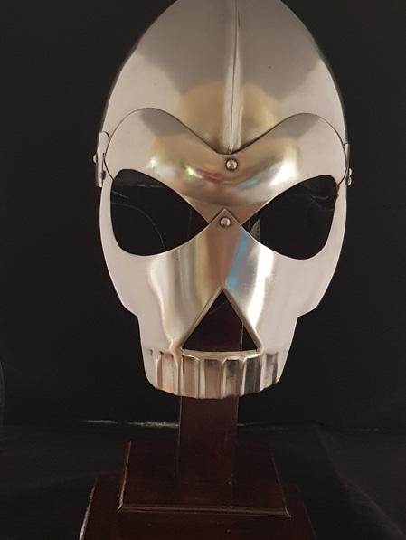 LARP Helmet 1 -  Skull Helmet
