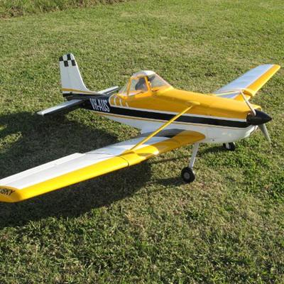 Laser Cut R/C Aircraft kits