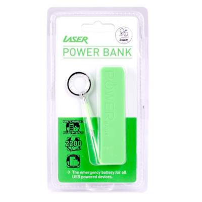 Laser Power Bank