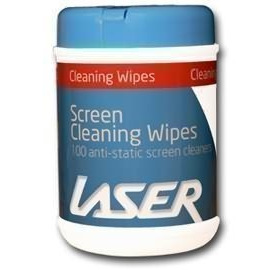 Laser Screen Cleaning Wipes