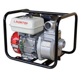 "Launtop 2"" Water Pump 7HP Petrol Engine with Recoil Start"
