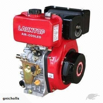 Launtop LA170FA 4hp Electric Start Diesel Engine