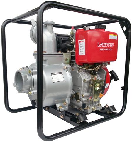 "Launtop LDP100C 4"" Water Pump"