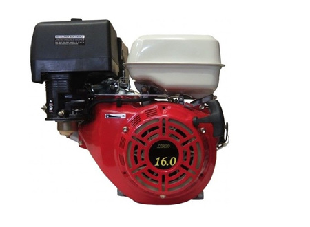 Launtop LT420 16hp petrol engine - Pull Start