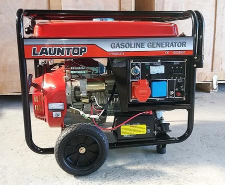 Launtop LT7500CLE 7.5kva generator 3 Phase