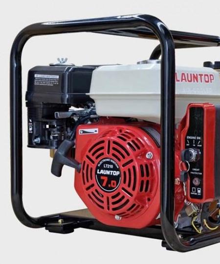 "Launtop LTF40C 1 1/2"" High Pressure Water Pump - Electric Start"