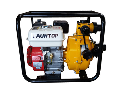 "Launtop LTF50C-2 2"" Twin Impeller Pump"