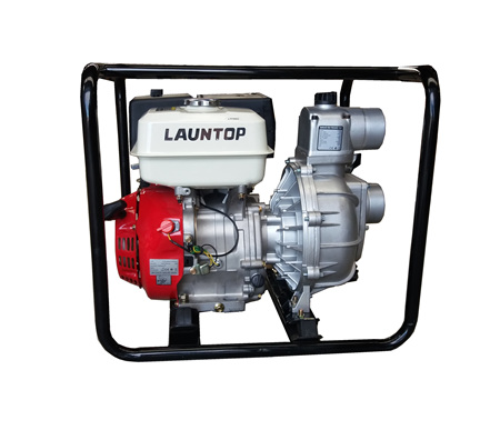 "Launtop LTF80C 3"" High Pressure Water Pump"