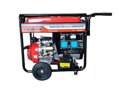Launtop LTW200ARE 200Amp Welder Generator
