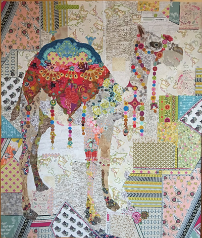Laura Heine - Caleb Camel Collage
